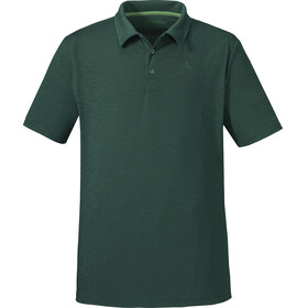 Schöffel Izmir - Camiseta manga corta Hombre - Azul petróleo
